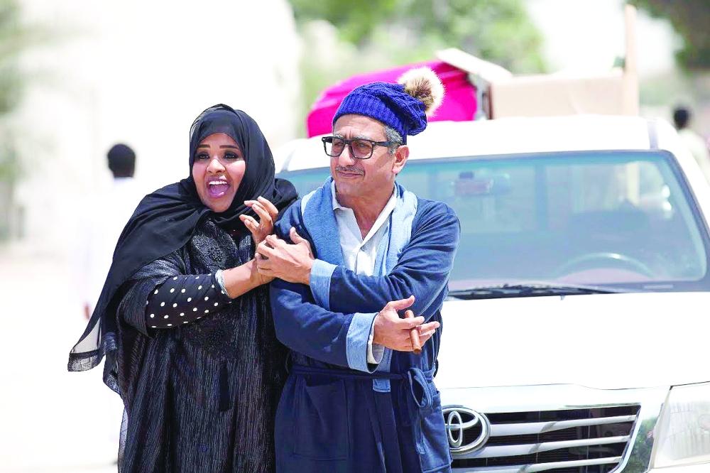 عبدالرضا «ضيف شرف» لأول مرة على «سيلفي» ومفاجآت جديدة يشهدها المسلسل - المدينة