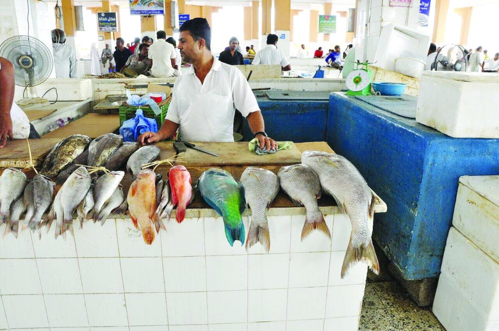 سمك الكنعد أغلى من الذبائح في جازان والأجواء تلهب الأسعار المدينة