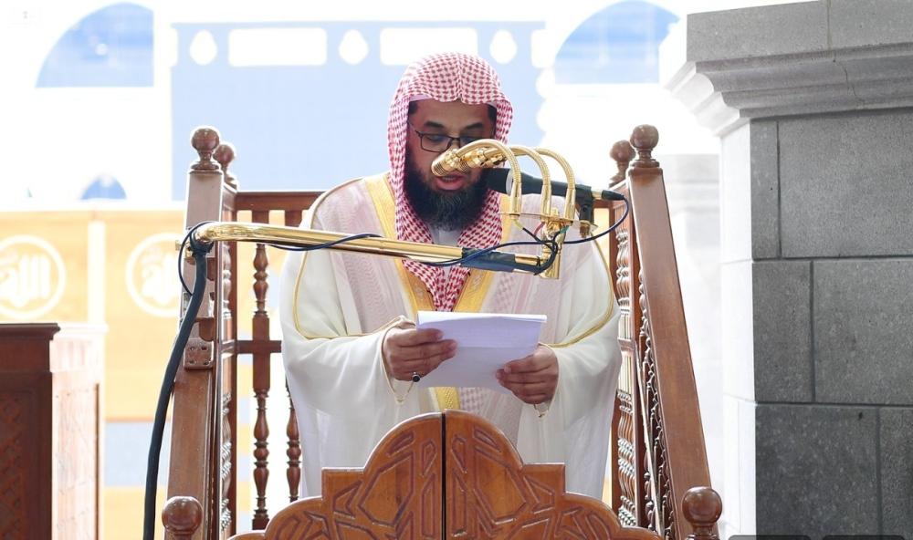 موقع رادار   اخبار رادار -  الشريم : الحياة بلا أمل قنوط والأمل بلا عمل تمنٍّ كاذبٍ