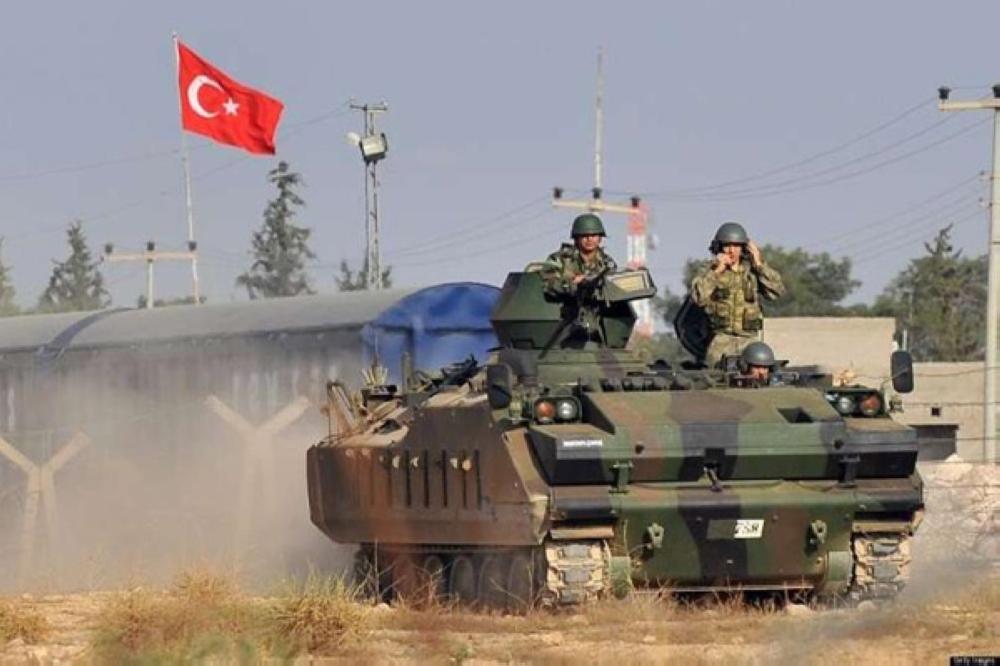 الجيش التركي يشّن ضربات جديدة على أهداف كردية في سوريا