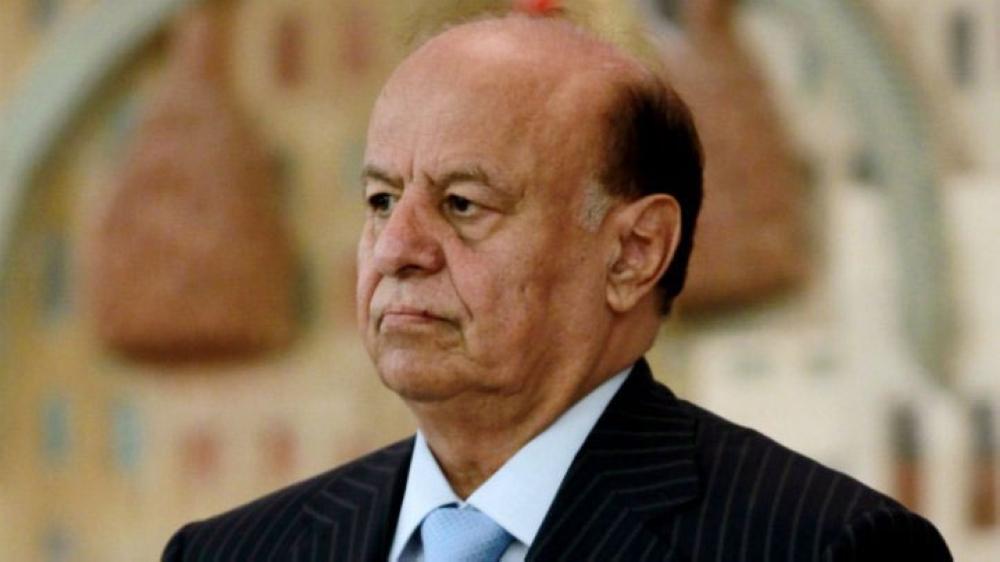 الرئيس هادي يثمن دعم المملكة لليمن
