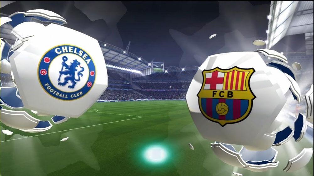 تشيلسي يلاقي برشلونة غداً في دور الـ 16 من دوري أبطال أوروبا