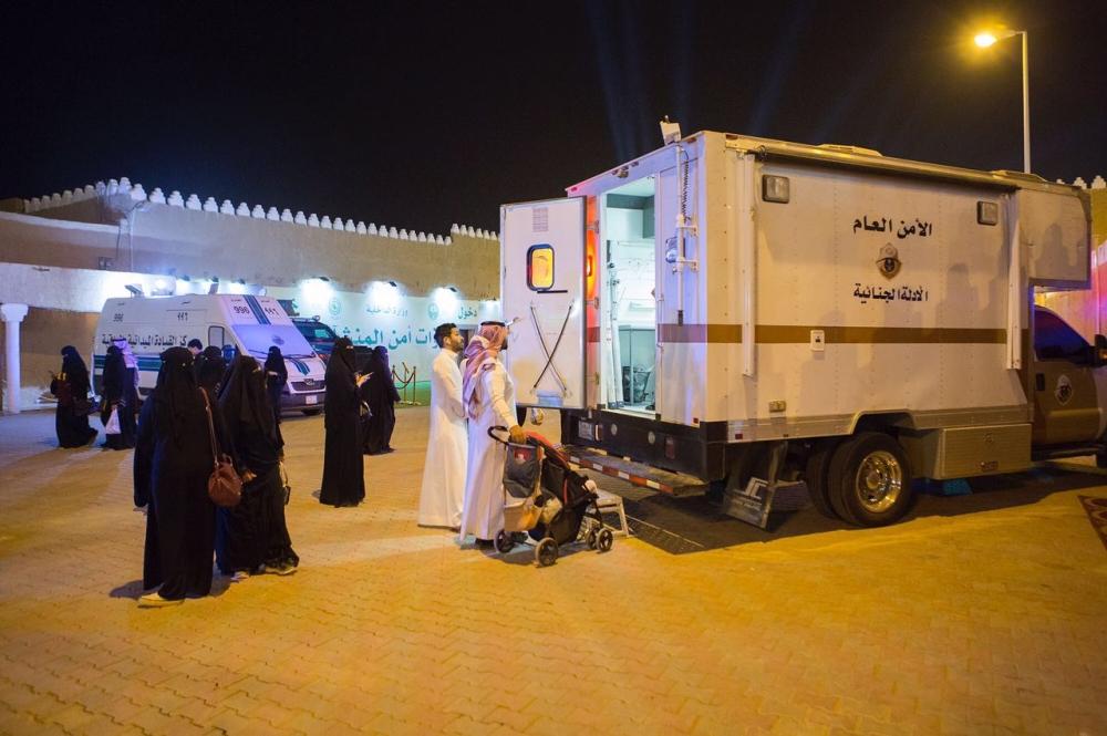 شرطة الرياض تعرض