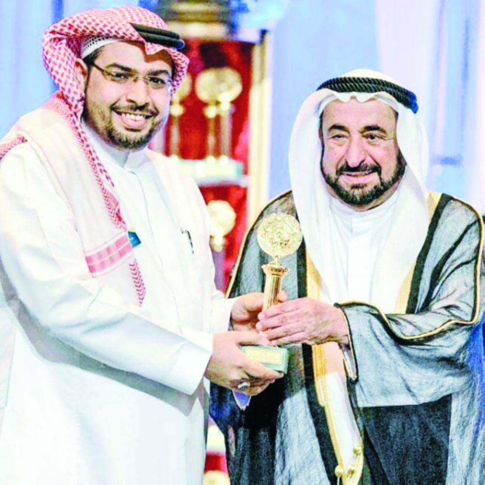 تميز سعودي في أيام الشارقة المسرحية