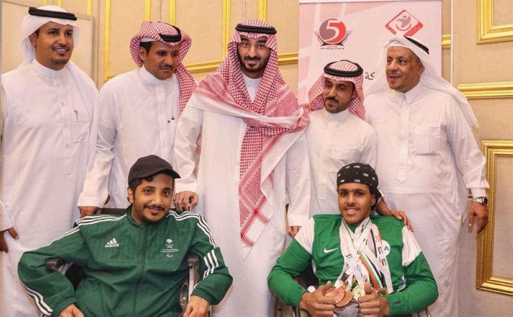 نائب أمير مكة يفتتح الملتقى الخامس لأمناء ومدراء أندية ذوي الاحتياجات الخاصة