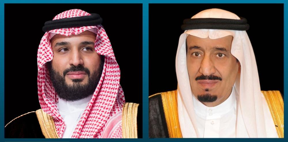 القيادة تبعث برقيات تهان لقادة الدول الإسلامية بمناسبة حلول شهر رمضان المبارك