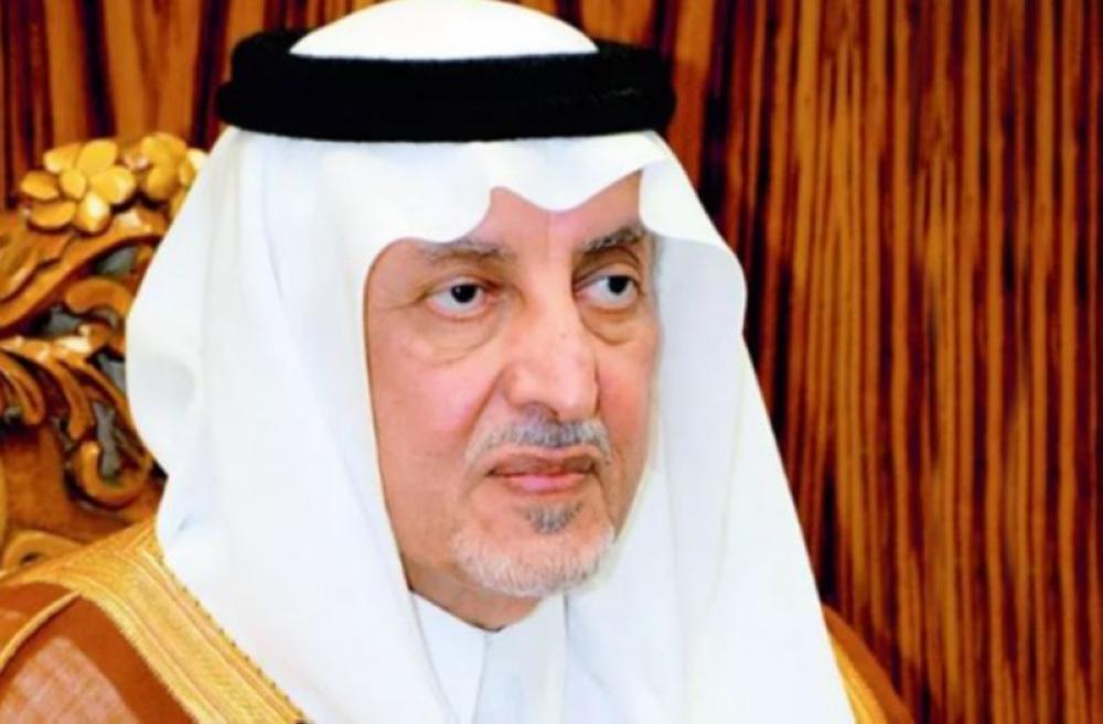 الأمير خالد الفيصل يهنئ القيادة بمناسبة حلول شهر رمضان المبارك