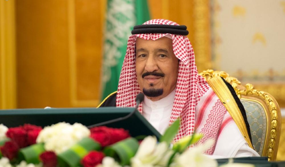 خادم الحرمين يتلقى اتصالاً هاتفيًا من الرئيس اليمني للتهنئة بحلول شهر رمضان المبارك