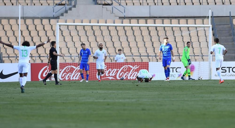 المنتخب السعودي يبدأ المرحلة الخامسة للإعداد لكأس العالم