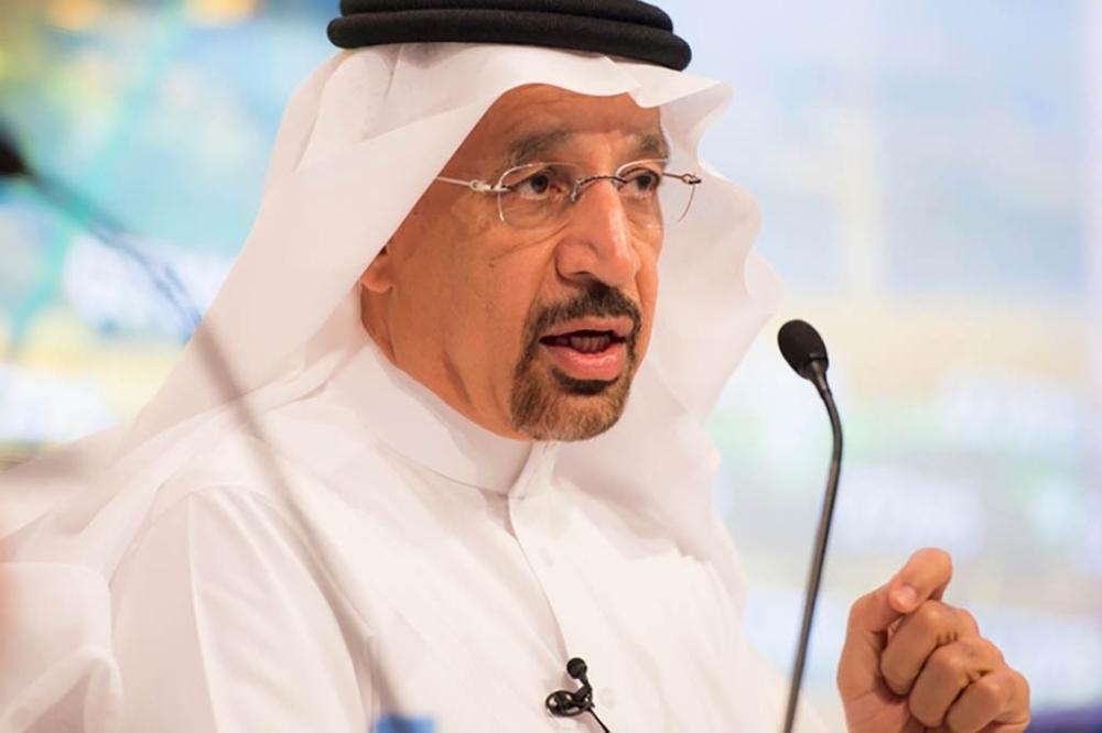 الفالح يبحث مع وزير الطاقة الإماراتي استقرار النفط