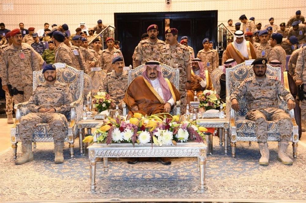 نيابة عن ولي العهد.. أمير الرياض يرعى تخريج الدفعة الـ 94 من طلبة كلية الملك فيصل الجوية