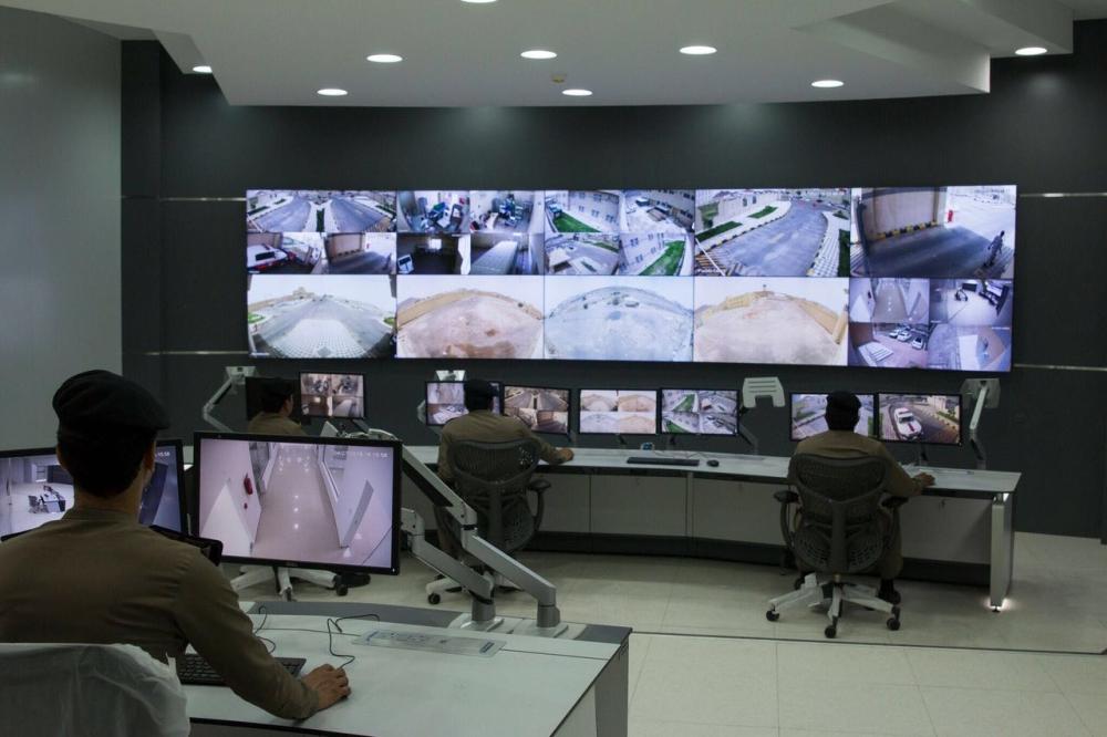 افتتاح مركز التحكم والتوجيه بإصلاحية العاصمة المقدسة