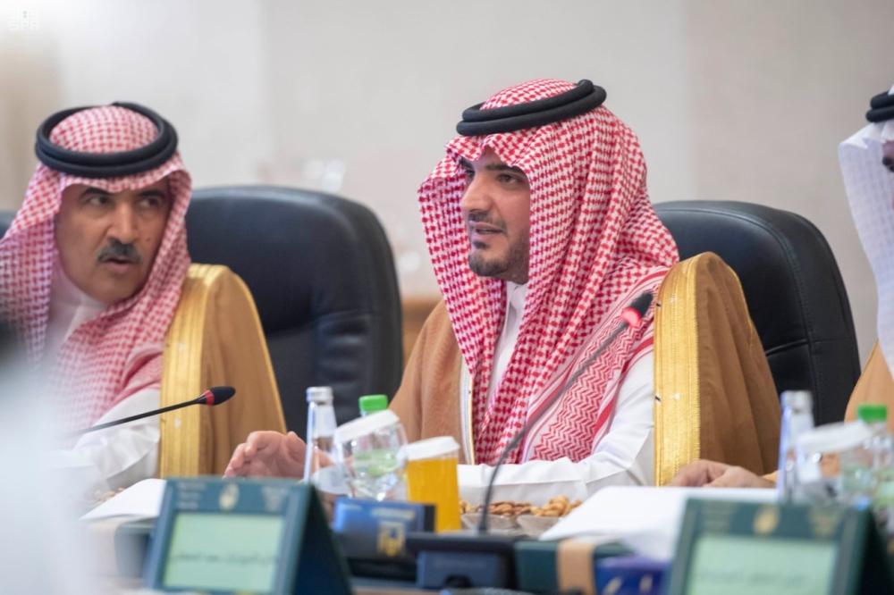 لجنة الحج العليا تناقش متابعة المشروعات وتطوير الخدمات