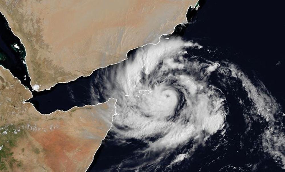 الأرصاد: توقعات بتحول إعصار
