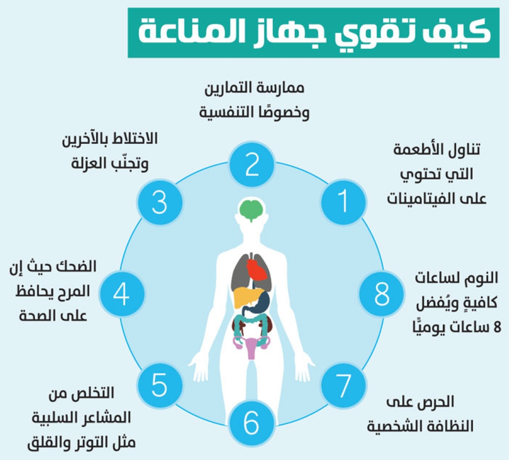 ثوم ممتن وحش اجهزة المناعة في جسم الانسان Comertinsaat Com