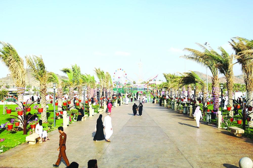 الطائف عروس المصايف ومدينة الورد المدينة