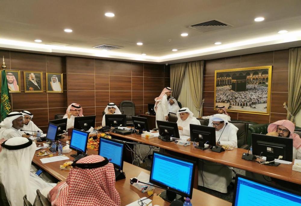 بلدي مكة يوصى بسرعة تسليم المواطنين صكوك مخطط ولي العهد 9 المدينة