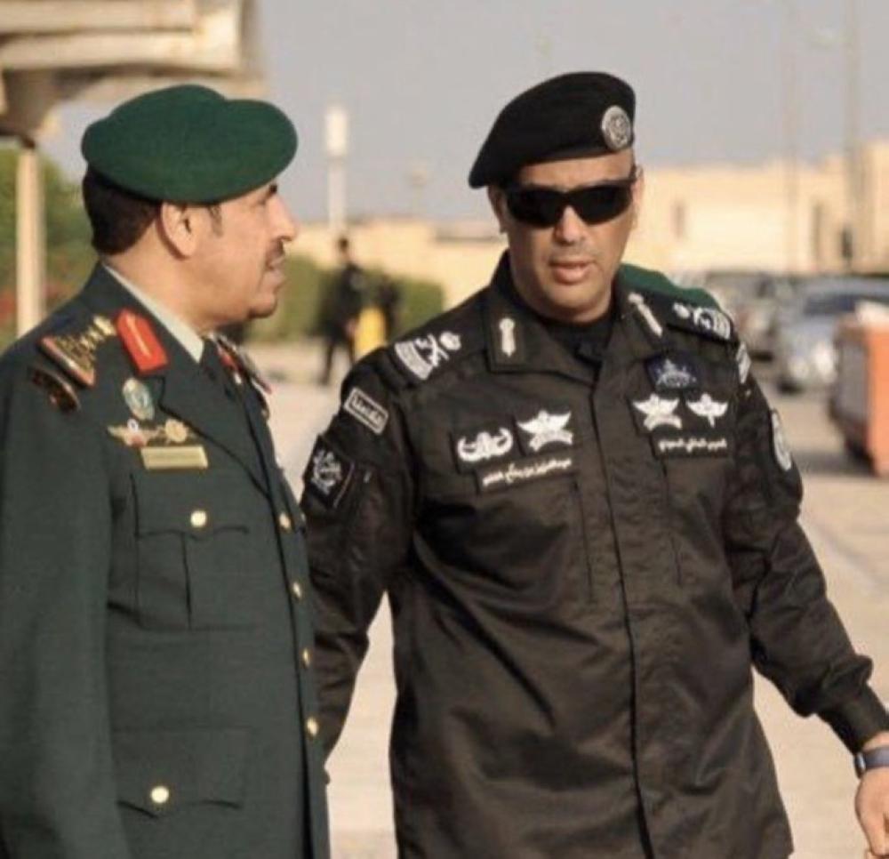 تركي آل الشيخ ينعي اللواء الفغم لم أرى منك الا كل خير وإخلاص المدينة