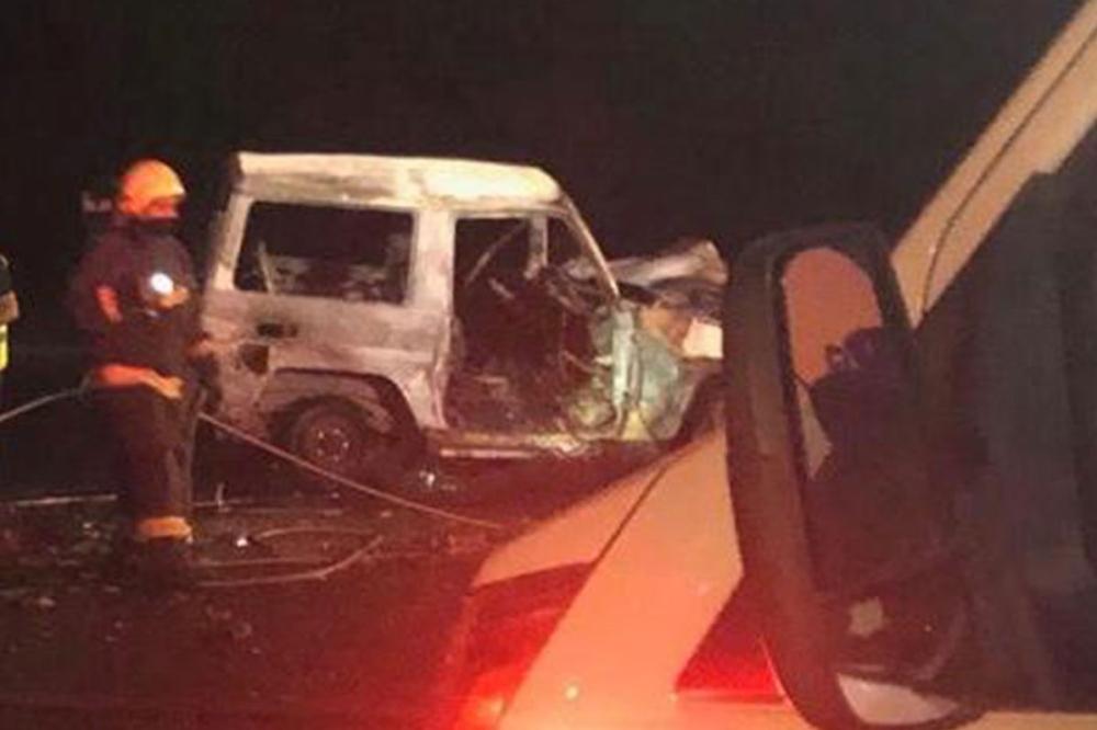 وفاة 5 أشخاص في حادث مروري بالمدينة المنورة - المدينة