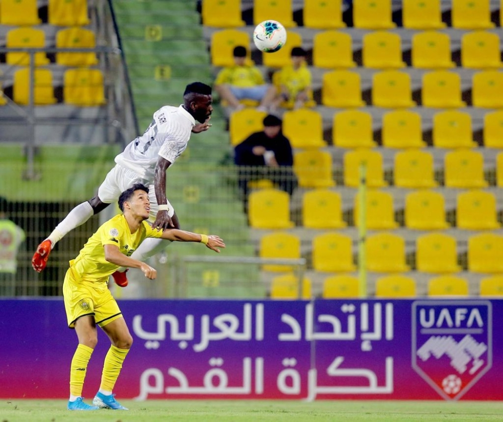 الاتحاد السعودي يفوز على الوصل الإماراتي