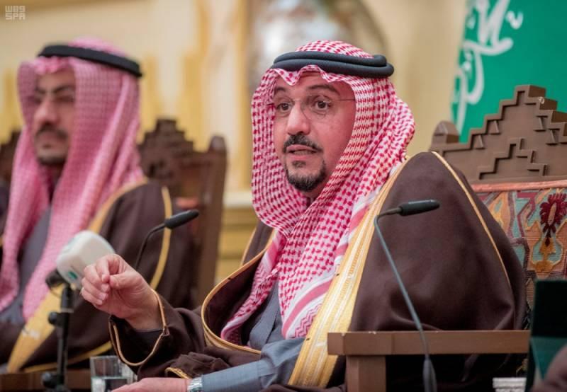 أمير القصيم: أبناء الوطن على درجة كبيرة من الوعي ضد الشائعات المغرضة - المدينة