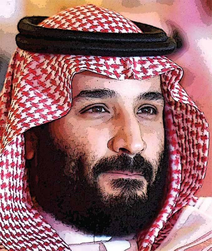 محمد بن سلمان شفافية الرؤية وحزم المواجهة المدينة