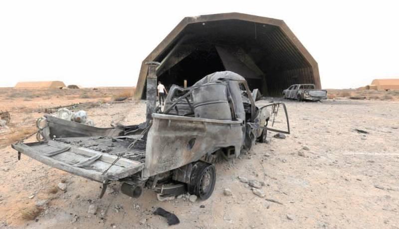 الجيش الليبي يعلن «هدنة إنسانية» من أجل عيد الفطر