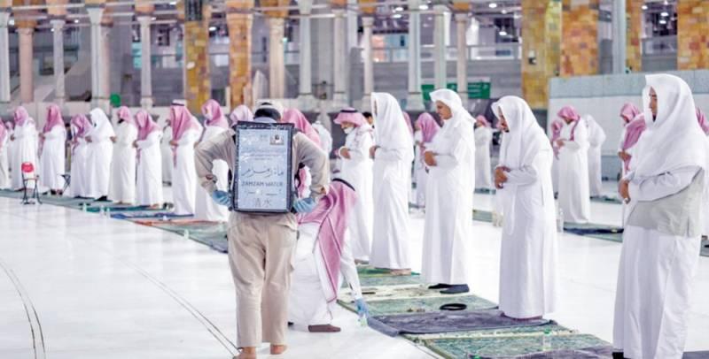 لأول مرة منذ عقود.. ختم القرآن في صلاة التهجد