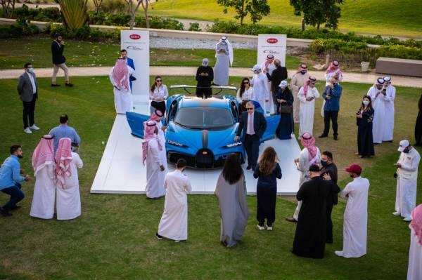 صورة ساماكو السيارات وكيلاً معتمداً لعلامة بوغاتي في المملكة العربية السعودية