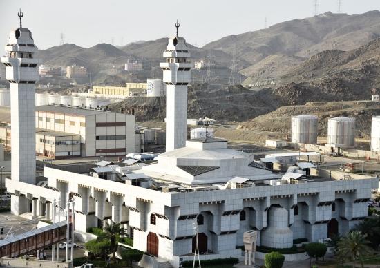 منشي نستقبل 13 ألف مصل في العيدين وبناء المسجد وتشييده علامة فارقة بعد الحرم المدينة