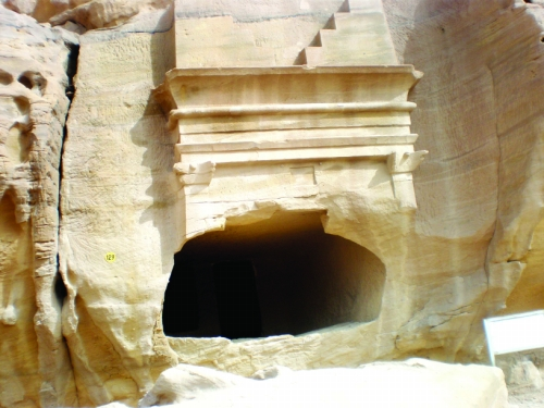 مدائن صالح أنشودة الحجر وأعجوبة التاريخ والآثار المدينة