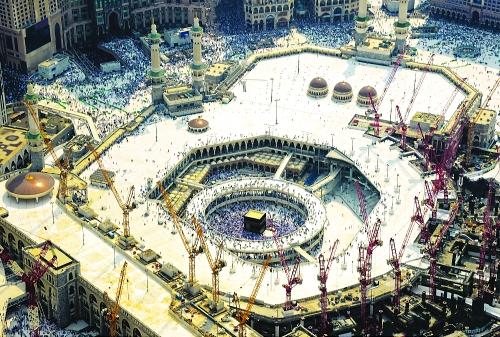 توسعة الحرم المكي درة الجهد السعودي المدينة