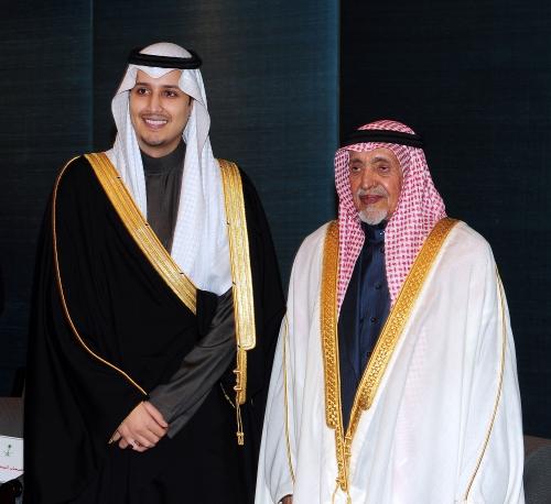 ولي العهد يشرف حفل زواج الأمير أحمد بن فهد بن سلمان المدينة